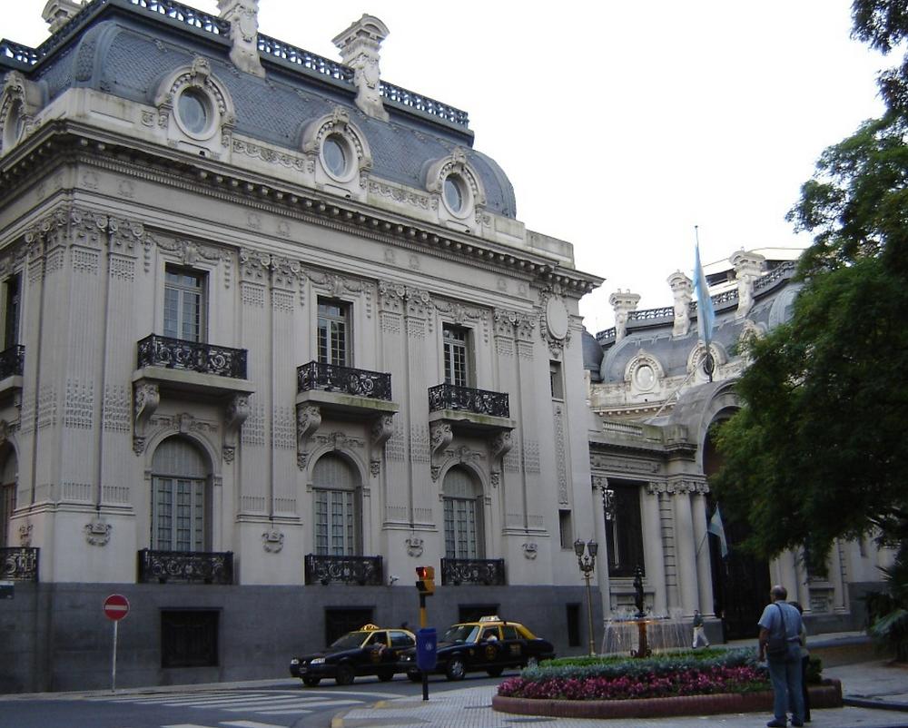 Palacio San Martín - Buenos Aires Argentina