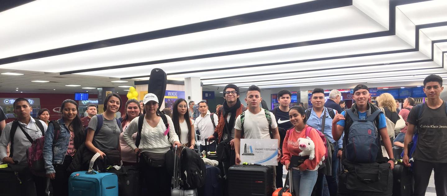 Aeropuerto Ezeiza - Argentina