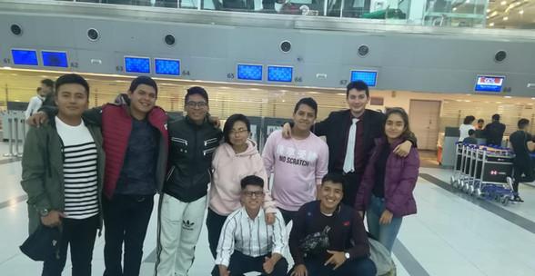 En el aeropuerto 2