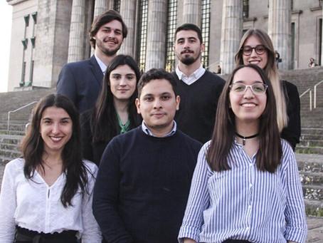 Estudiantes de la UBA ganaron la principal competencia de Derecho del mundo