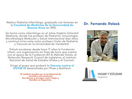 Coronavirus:  ¿Por qué la Argentina fue elegida para las pruebas de una vacuna contra el COVID-19?