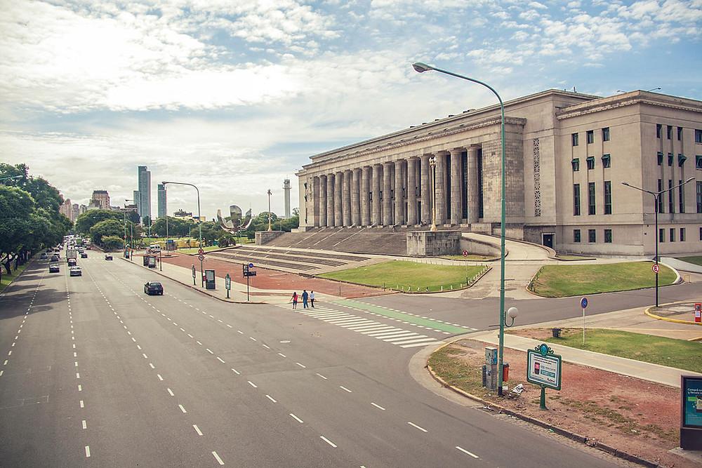 Facultad de Derecho UBA - Universidad de Buenos Aires
