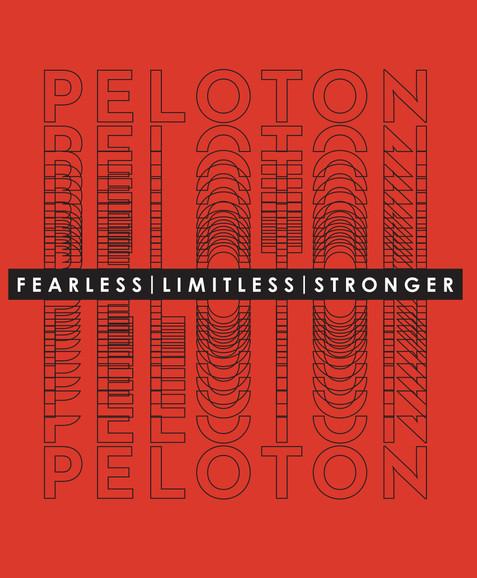 Peloton | Empowerment Graphic