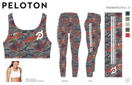 Peloton | Fall Camo Khaki Combo Concepts