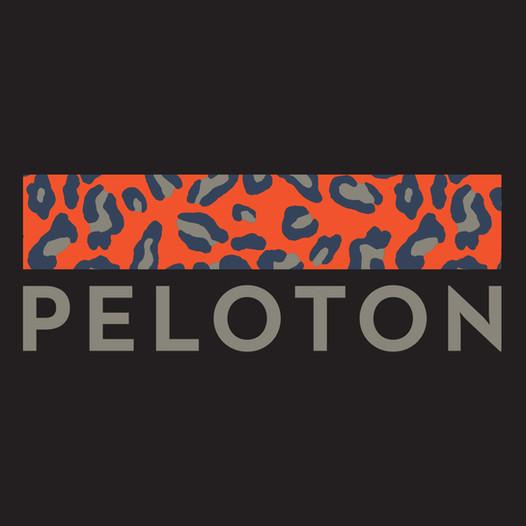 Peloton | Fall Leopard Logo