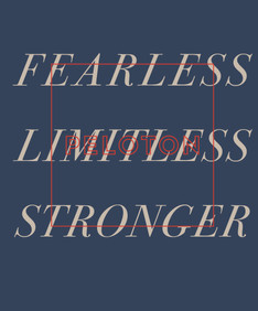 Peloton | Detail - Fearless Graphic