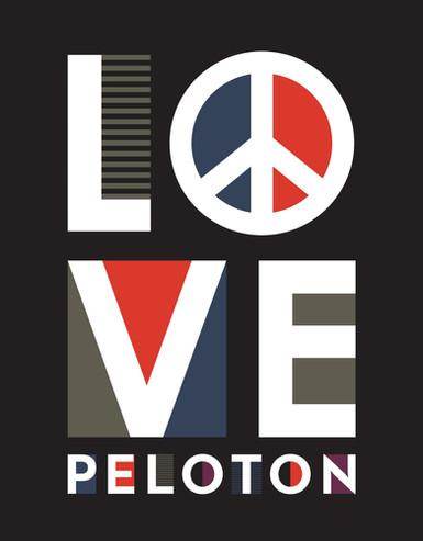 "Peloton | Boot Camp ""Love"" Design"