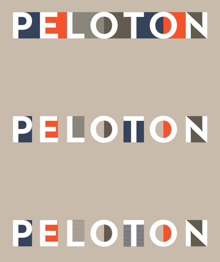 Peloton | Boot Camp Logo Options