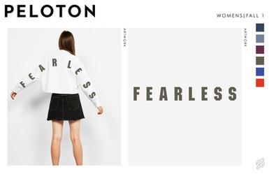 Peloton | Traveling Logo