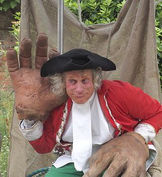 Portrait BilBro Bel the Giant Belgrave H