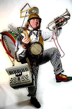 One Man Band Bill Brookman  OMB bilbro A