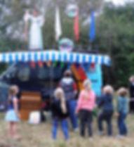 Van Bubbles Madcob Harvest Moon Festival