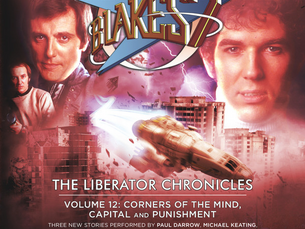 THE LIBERATOR CHRONICLES VOLUME 12 RELEASED