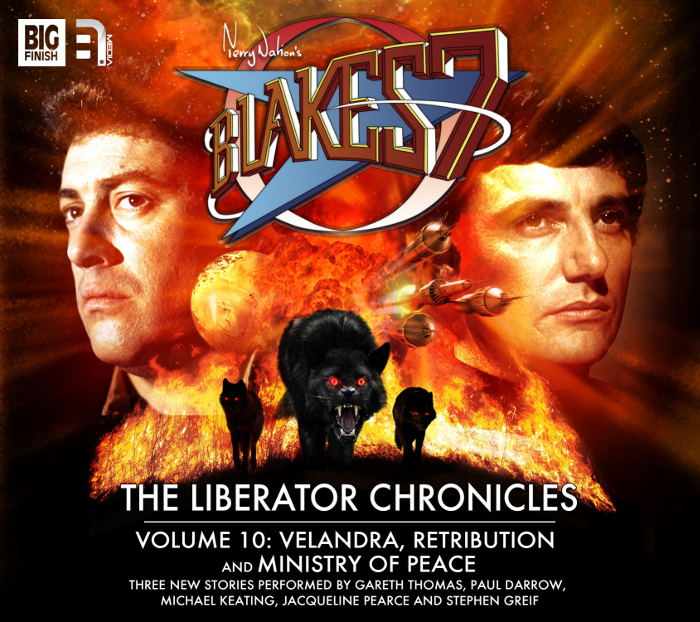 THE LIBERATOR CHRONICLES: VOL 10