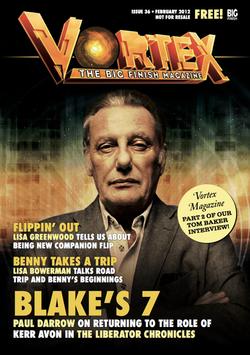 Vortex Issue 36 Cover