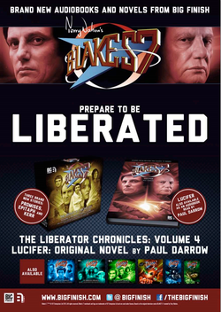Ad for Liberator Chronicles: Vol 4