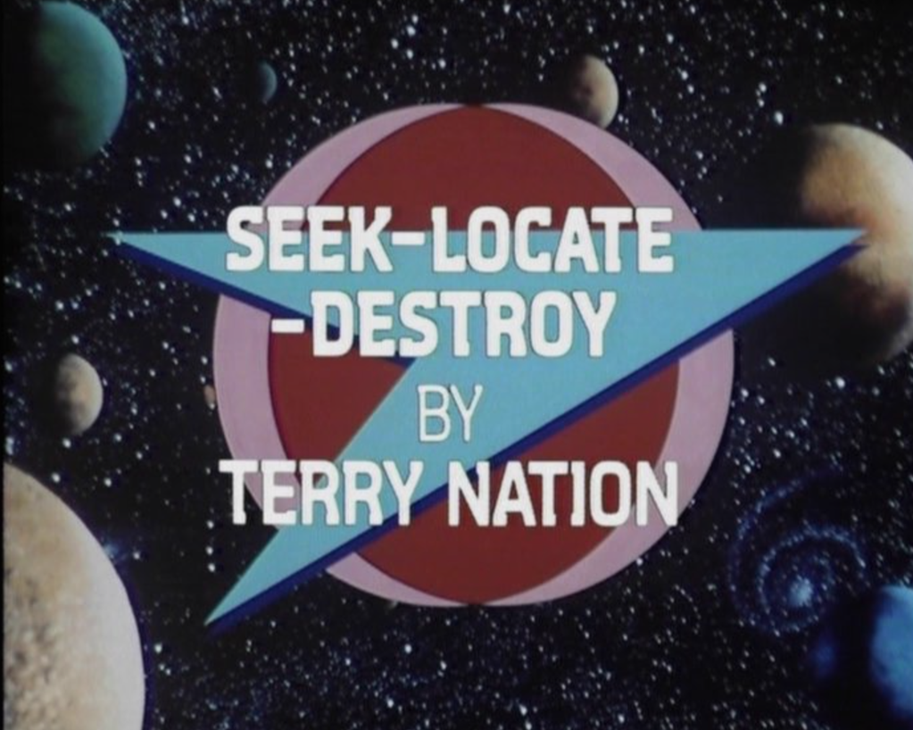 6 SEEK-LOCATE-DESTROY