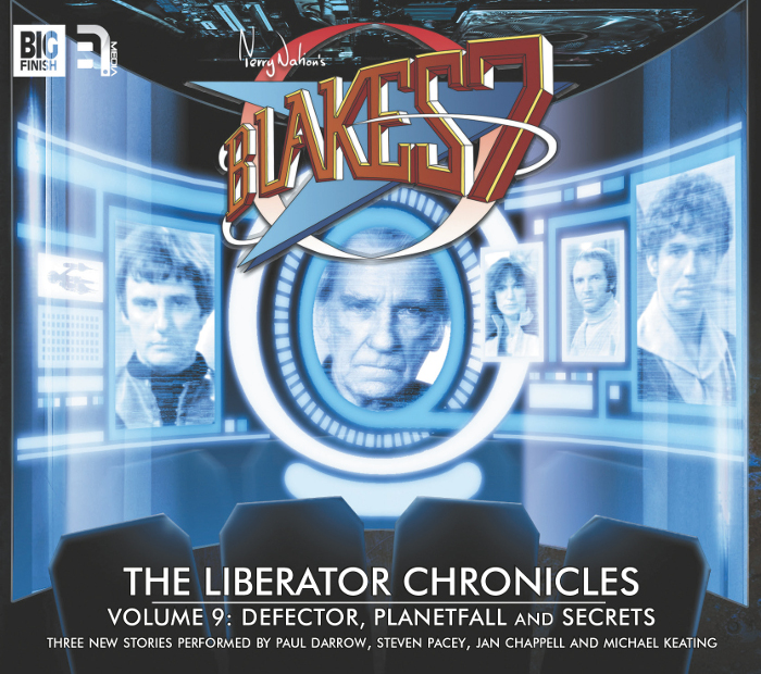 LIBERATOR CHONICLES VOLUME 9