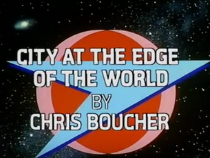 SERIES C: CITY AT THE EDGE OF THE WORLD REVIEW