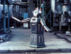Federation security robot