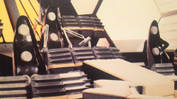 Liberator flight deck