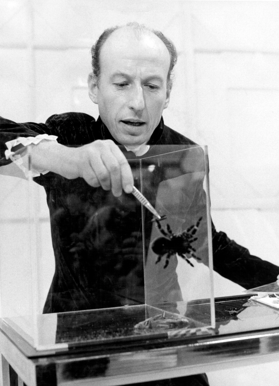 Vernon Dobtcheff as The Chairman