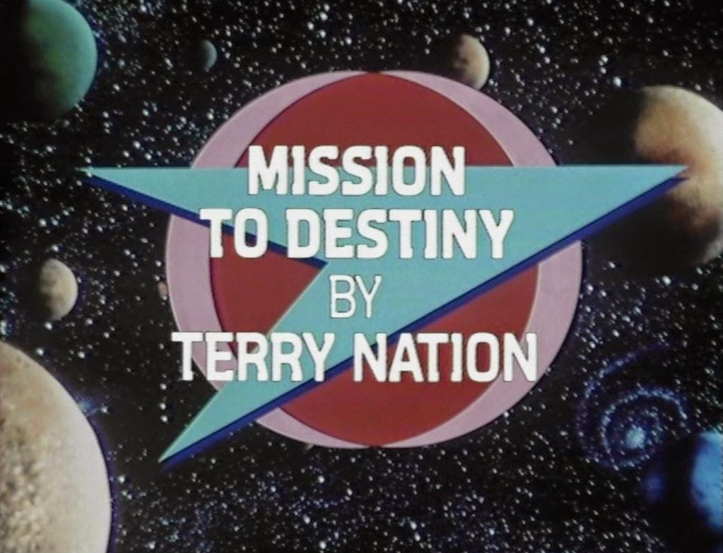 7 MISSION TO DESTINY