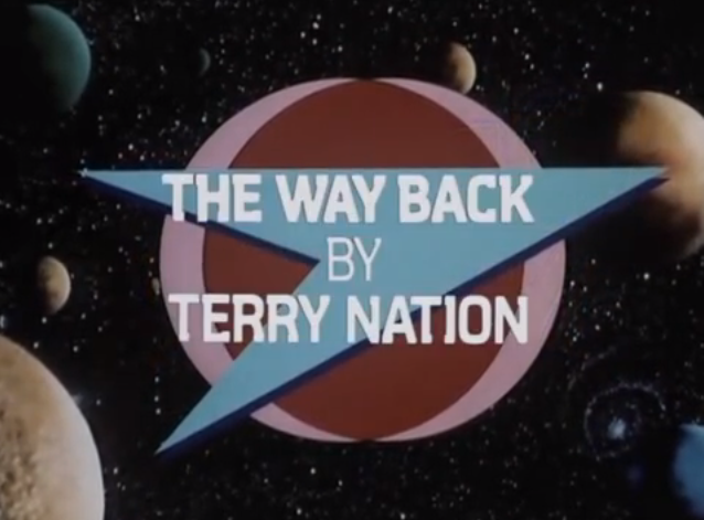 1 THE WAY BACK