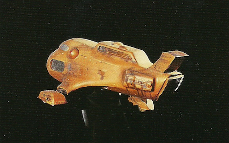 Chengan rescue ship model
