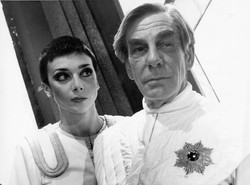Servalan and Hower