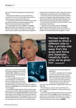 TOM CHADBON INTERVIEW: PAGE 1