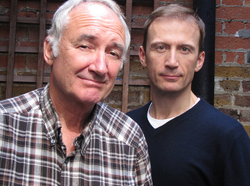 Michael Keating and Anthony Howell