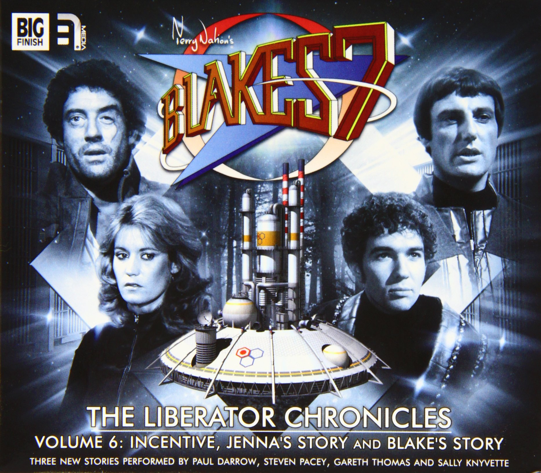 THE LIBERATOR CHRONICLES: VOL 6