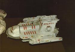 The Atlay Shuttle model