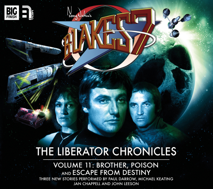 THE LIBERATOR CHRONICLES: VOL 11
