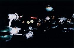 The Andromodean Fleet