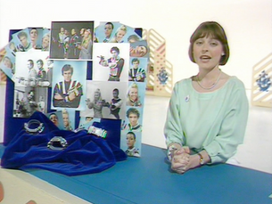 BLUE PETER: MAKE YOUR OWN TELEPORT BRACELET
