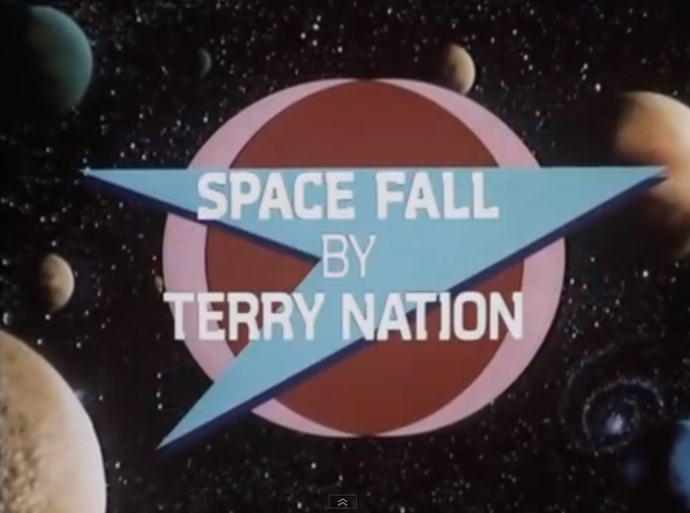 SPACE FALL by TERRY NATION