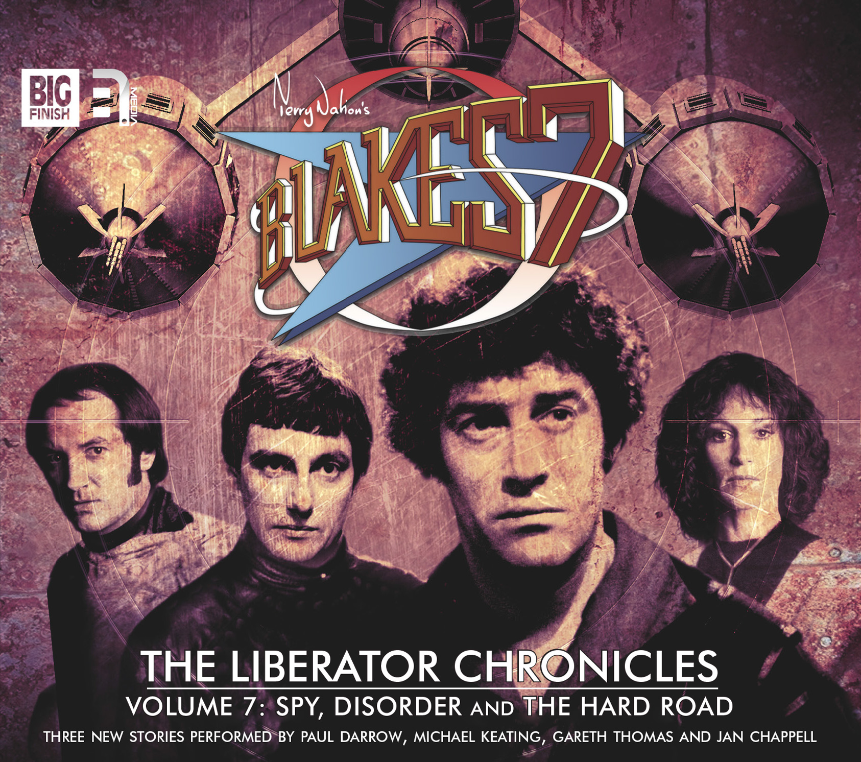 THE LIBERATOR CHRONICLES: VOL 7