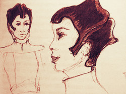 Mutoid design sketch