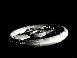 Space Headquarters model