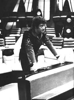 Blake on the Liberator