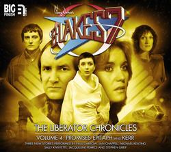 LIBERATOR CHRONICLES VOLUME 4 COVER