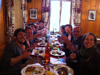 2015, au restaurant d'Albeuve