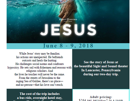 Join Cornerstone Missionary Baptist Church for Theatrical Performance