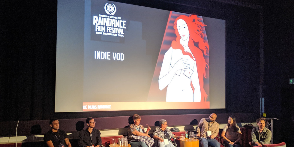 """""""Diversity of Viewing. New Trends in VoD Market"""" conference"""
