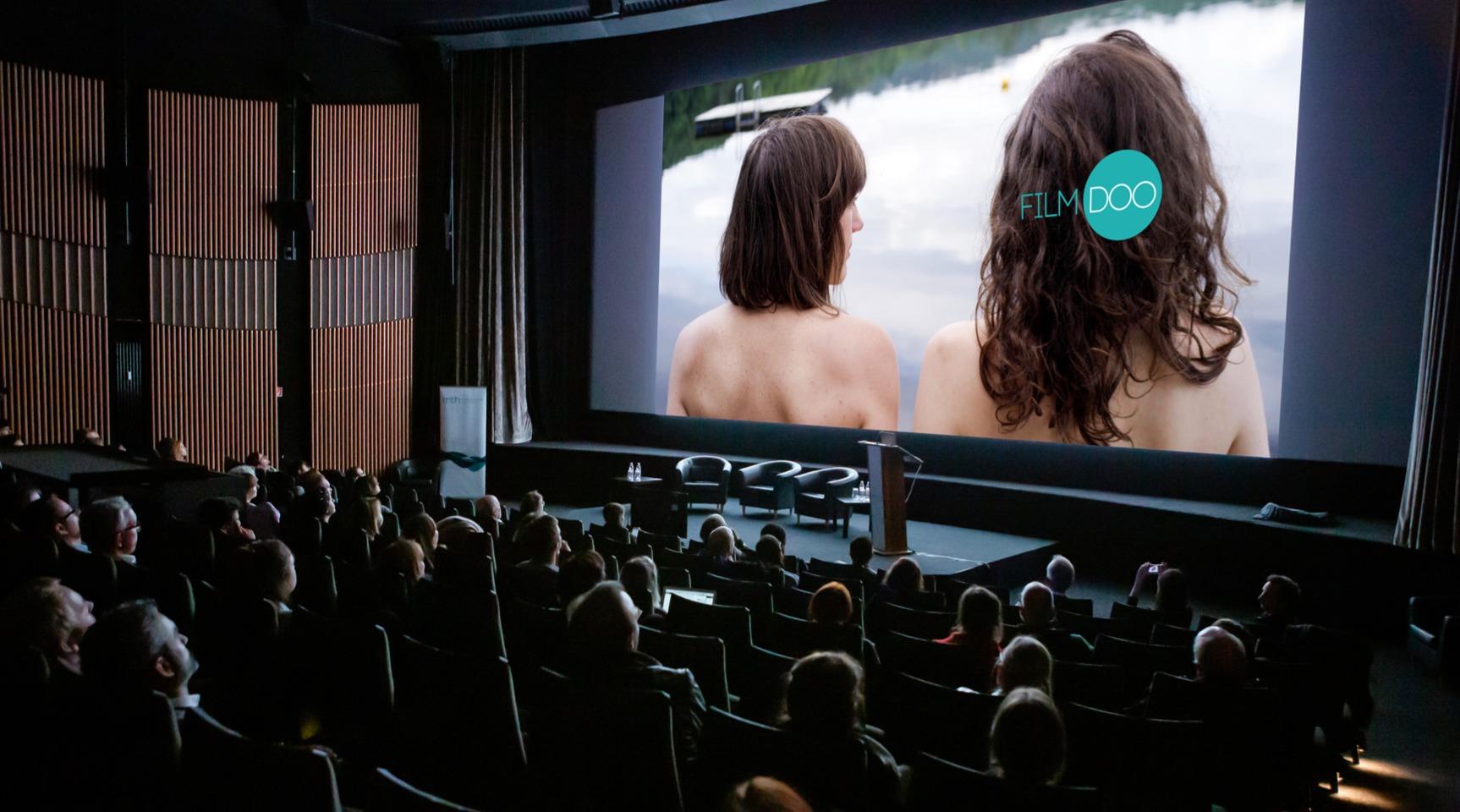 FilmDoo on screen