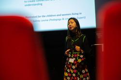 Weerada3 speaking KU Leuven 2019