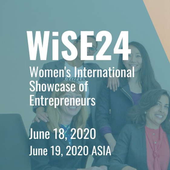 Weerada pitching @ WiSe24 (Women's Startup Lab)