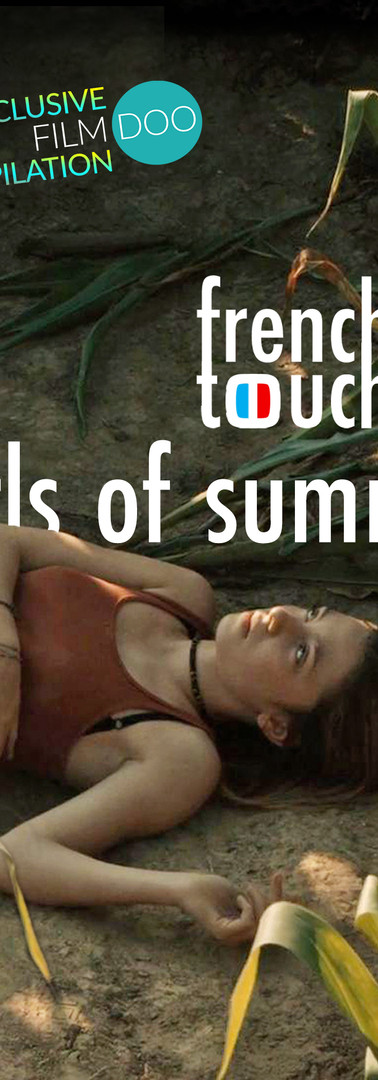French Touch: Girls of Summer poster
